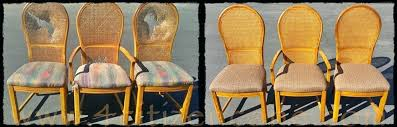 cane chair caning repair rush chair repair wicker rattan how to cane a chair cane back