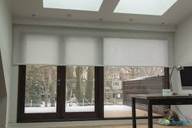 motorized window blinds. motorized blinds for the office modernhometheater window 6
