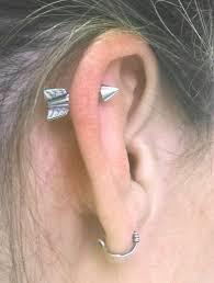 Dream Catcher Helix Earring 100 Cute Fun Ear Piercing Ideas FMag 46
