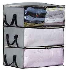 Amazon.com: SLEEPING LAMB Under Bed Clothes Storage containers ...