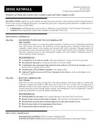 Sample Resume: New Home Sales Resume Exles Bestexleresumewritertop.
