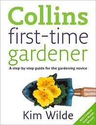 ebook first time gardener book