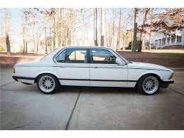 BMW Convertible 745i bmw 2003 : 1983 BMW 745i Turbo Euro-delivery model - No Longer Available