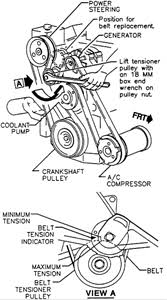 solved serpentine belt diagram olds royale fixya kiltylake 222 gif