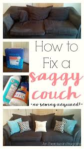 how to stuff couch cushions repair couch sofa saggy cushions fix couch