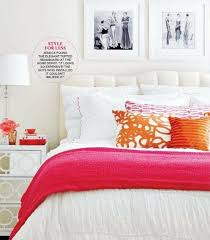Centsational Girl  Blog Archive  Color Crush: Orange + Pink...because
