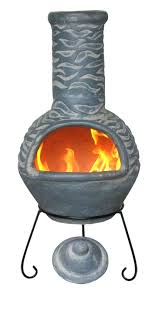 mexican clay chiminea large clay patio heater mexican clay chiminea outdoor fireplace