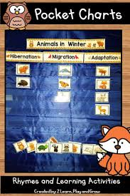 Pocket Chart Activities And Songs Year Long Bundle 72