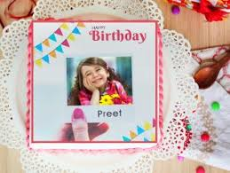 Photo Cakes Online Cake With Photo Printed On It Cake With Your