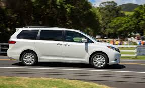 2015 toyota sienna review - 2018 Car Reviews, Prices and Specs
