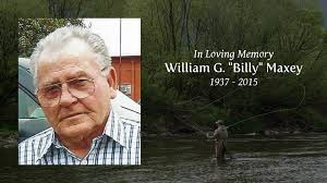 """William G. """"Billy"""" Maxey - Tribute Video"""
