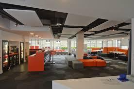 open office ceiling decoration idea. Open Office Space - Mozilla, London Open Ceiling Decoration Idea N
