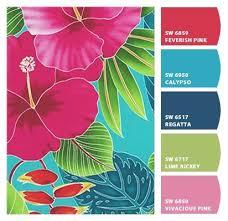 Fascinating Tropical Paint Colors Images - Best idea home design .