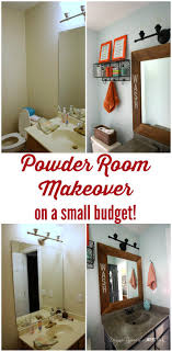 Powder Room Decor Powder Room Reveal Full Of Awesome Powder Room Ideas Designer