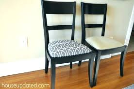 super cool fabric to recover dining room chairs wonderful for reupholstering along with reupholstered how