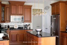 Renovation Kitchen Dramatic Kitchen Renovation Without Removing Cabinets