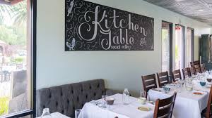 Restaurant Kitchen Tables Meet Hendersons New Breakfast And Lunch Spot Kitchen Table