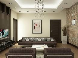 living room color ideas. Living Room. Dark Brown Contemporary Furniture Color Ideas With Warm Beige Wall Room Combined