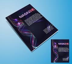 magazine cover templates free vector in adobe ilrator ai ai