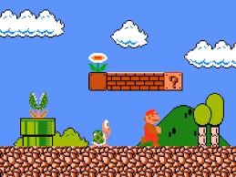 بازی آنلاین فلش قارچی یا supermario