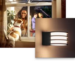 Smart <b>Outdoor Lighting</b> - Hue <b>Outdoor</b> | Philips Hue