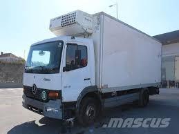 Mercedes vito 113 cdi long. Mercedes Benz Atego 1217 1998 Leiria Portugal Portugal Used Temperature Controlled Trucks Mascus Ireland