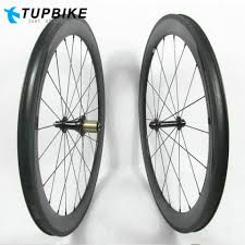 650c Carbon Road Bike Wheels 38mm Carbon Tubeless Clincher