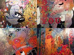 dear artist affordable art fair london 2014 artist highlights patternbank