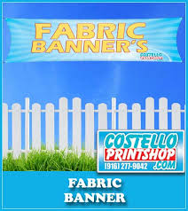 Fabric Banner Full Color 2x8 Only 55 Costelloprintshop Com