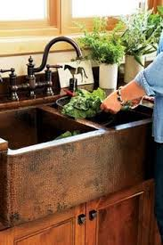 How To Care For A Copper Kitchen Sink