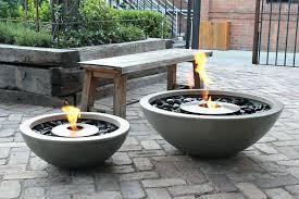 modren fire beautiful cement bowl fire pit concrete design ideas with cement fire pit e