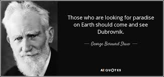 George Bernard Shaw Quotes Unique George Bernard Shaw Quote Those Who Are Looking For Paradise On
