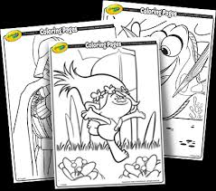 Download free coloring pages for kids. Free Coloring Pages Crayola Com