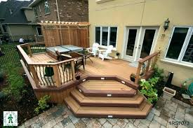 backyard deck design. Backyard Deck Design Ideas For Small Yards Decks Designs C