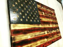 hanging american flag on wall hand crafted wooden flag wall hanging distressed american flag wall hanging