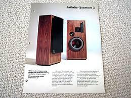 infinity qa speakers. image is loading infinity-quantum-3-speaker-brochure-catalogue infinity qa speakers e