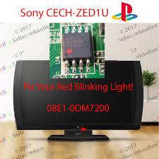 Cech Zed1u Blinking Red Light 15 Sony Playstation 3d Tv Blinking Red Light Fix 08e1