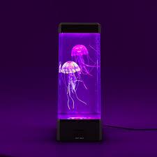 fake neon jellyfish tank gadget magic pet jelly fish for uk red5 gadget