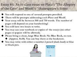 ewrt class plato essay