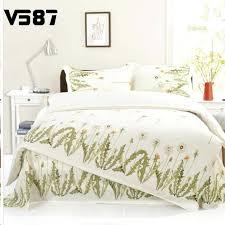 double bed quilt cover size double bed duvet cover hot single double king dandelionbedding set