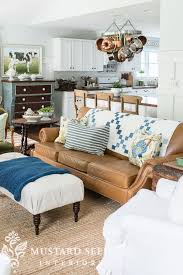 farmhouse style sofa. Farmhouse Style Sofa