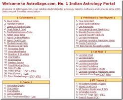5 Free Kundali Making Or Horoscope Making Websites