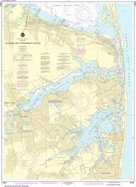 How To Read Navigation Charts Noaa Nautical Chart 12325 Navesink And Shrewsbury Rivers