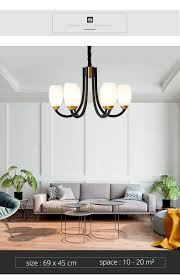 Modern Chandelier Lighting Luxury Chandelier Lighting Home Interior Lighting Vintage Hanging Lamp Design Art Living Room Bedroom