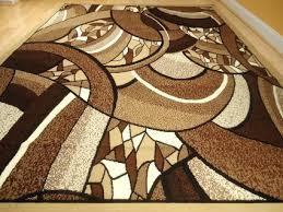 cream and brown area rug beige modern rug 5 8 area rugs cream contemporary brown regarding