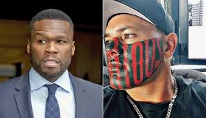 50 Cent Mocks Kiwi Mongrel Mob Members Facial Tattoo On Instagram