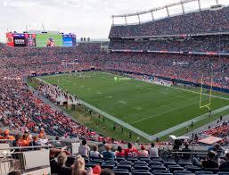Broncos Stadium At Mile High Section 327 Seat Views Seatgeek
