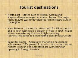 tourism in tourist