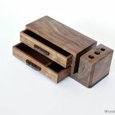 wooden desk drawer organizer. Simple Organizer Wooden Desk Organizer With 2 Drawers  Home Office E And Desk Drawer Organizer
