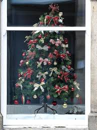 Fun Simple U0026 Inexpensive Holiday Decorating Ideas  Young House LoveChristmas Tree In Window